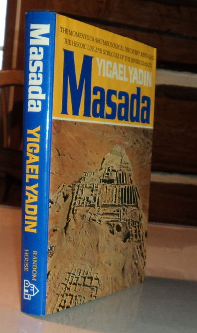 Image for MASADA: Herod's Fortress and the Zealots' Last Stand.