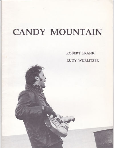Image for [ORIGINAL PROGRAM FOR THE CULT-CLASSIC FILM CANDY MOUNTAIN]: Kevin J. O'Connor in CANDY MOUNTAIN; a film by Robert Frank and Rudy Wurlitzer.
