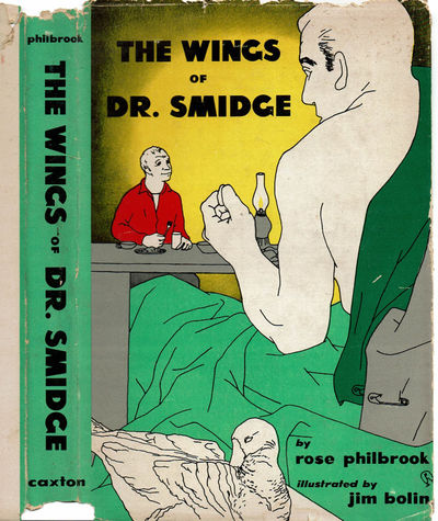 Image for THE WINGS OF DR. SMIDGE.