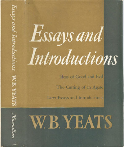 Image for ESSAYS AND INTRODUCTIONS.