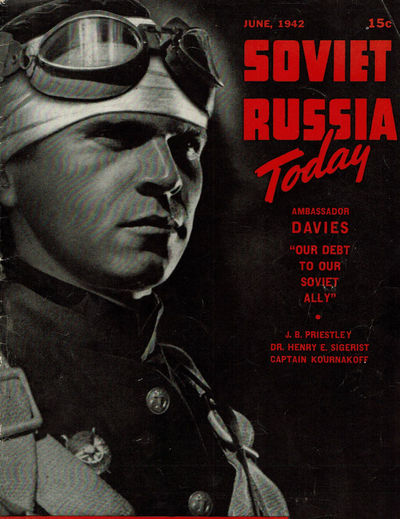 Image for SOVIET RUSSIA TODAY. (Vol. 11, No. 2) June 1942. (Cover title).