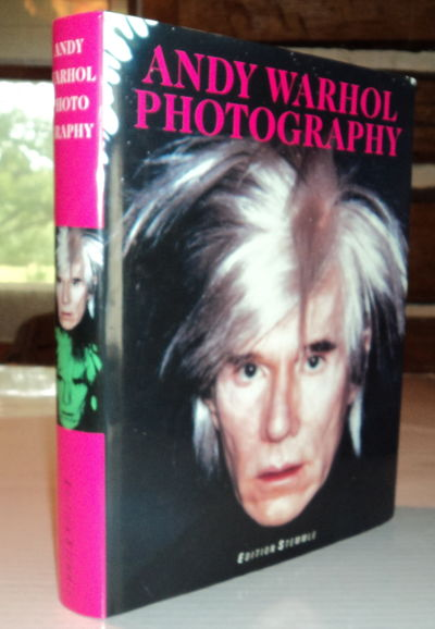 Image for ANDY WARHOL PHOTOGRAPHY. The Andy Warhol Museum, Pittsburgh. Hamburg Kunsthalle.