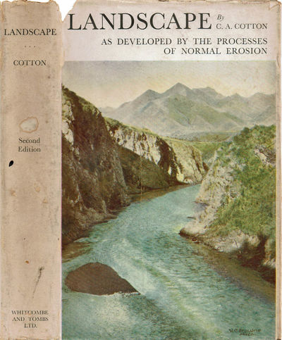 Image for LANDSCAPE As Developed by the Processes of Normal Erosion.