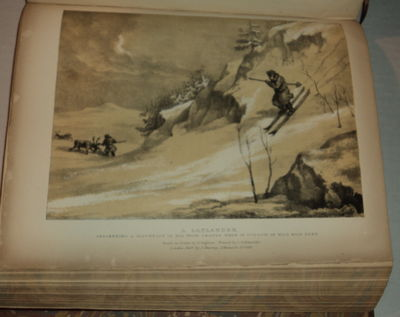 Image for A WINTER IN LAPLAND AND SWEDEN, With Various Observations Relating to Finmark and its Inhabitants; Made during a residence at Hammerfest, near the North Cape. By Arthur de Capell Brooke, M.A.F.R.S. etc.