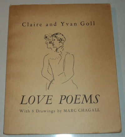 Image for LOVE POEMS. With 8 drawings by Marc Chagall.