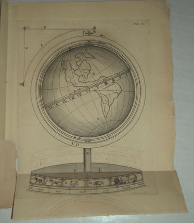 "Image for A DESCRIPTION OF A NEWLY INVENTED GLOBE TIME-PIECE. By the Rev. Burgiss Allison, A.M. April 4th, 1800. [From the ""Transactions of the American Philosophical Society, volume V""]."
