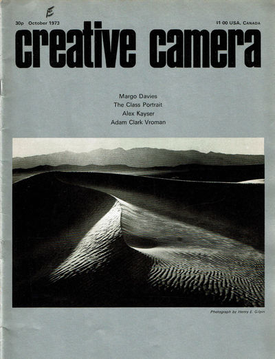 Image for CREATIVE CAMERA. October 1973. Number 112.