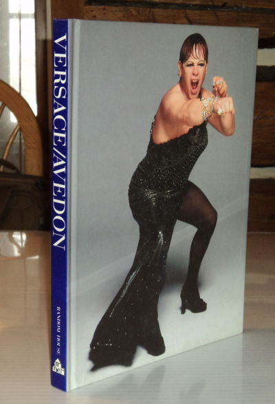 Image for THE NAKED & THE DRESSED: 20 YEARS OF VERSACE BY AVEDON.