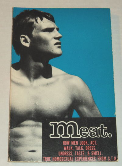 Image for MEAT: How Men Look, Act, Talk, Dress, Undress, Taste, & Smell. True Homosexual Experiences from S.T.H.