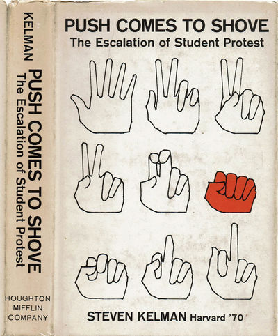 Image for PUSH COMES TO SHOVE: The Escalation of Student Protest.