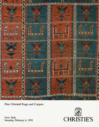 Image for FINE ORIENTAL RUGS AND CARPETS: The Properties of The Estate of Isabella  Da Costa Sage....[et al]. Saruday, Februry 6, 1993,