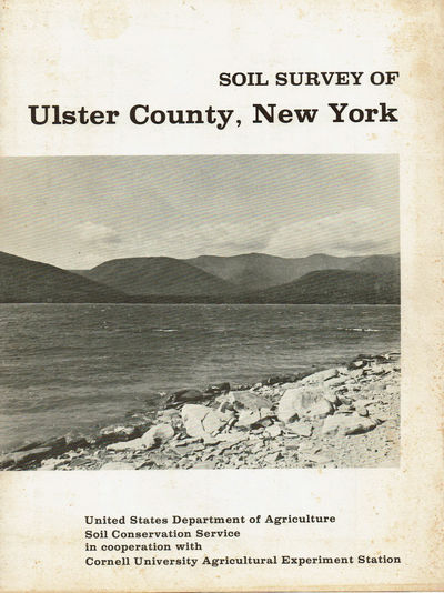Image for SOIL SURVEY OF ULSTER COUNTY, NEW YORK. (Cover title).