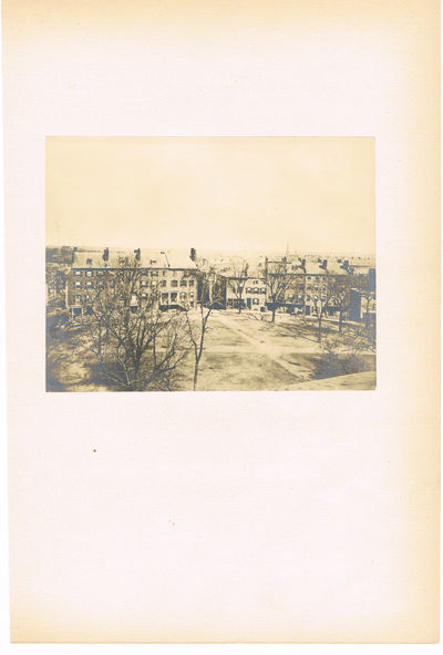 Image for ORIGINAL 19TH CENTURY HISTORIC PHOTOGRAPH OF FORT HILL, IN BOSTON.