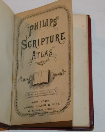 Image for PHILIPS SCRIPTURE ATLAS.