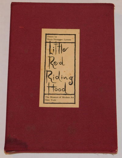 Image for LITTLE RED RIDING HOOD.