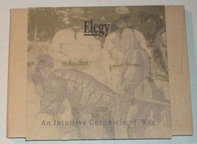 Image for ELEGY: An Intuitive Chronicle of War.