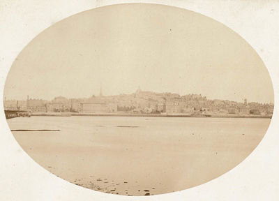 Image for ORIGINAL NINETEENTH CENTURY PHOTOGRAPHIC VIEW OF BOSTON.