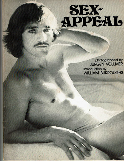 Image for SEX-APPEAL. Photographed and Designed by Jurgen Vollmer.