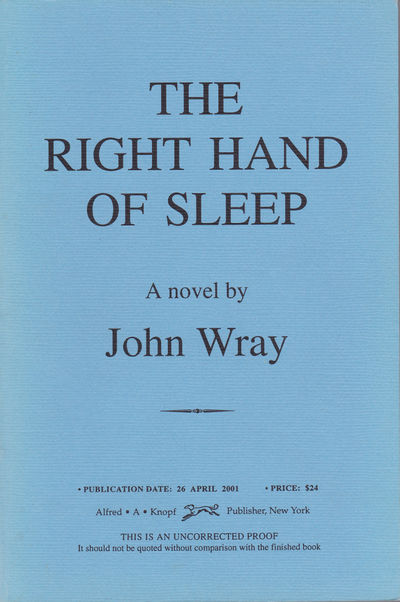 Image for THE RIGHT HAND OF SLEEP