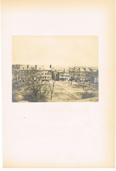 Image for ORIGINAL 19TH CENTURY HISTORIC PHOTOGRAPH OF FORT HILL, IN BOSTON