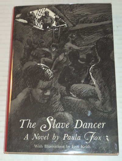Image for THE SLAVE DANCER.