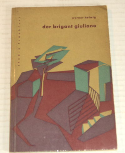 Image for DER BRIGANT GIULIANO.