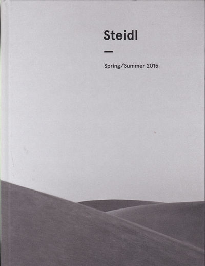 Image for STEIDL SPRING/SUMMER 2015. Photography Book Catalog.
