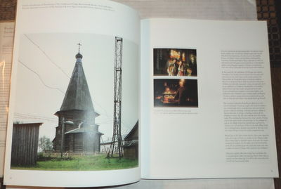 Image for WOODEN CHURCHES: TRAVELLING IN THE RUSSIAN NORTH.
